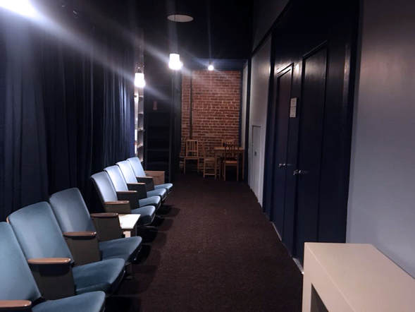 New American Theatre Lobby