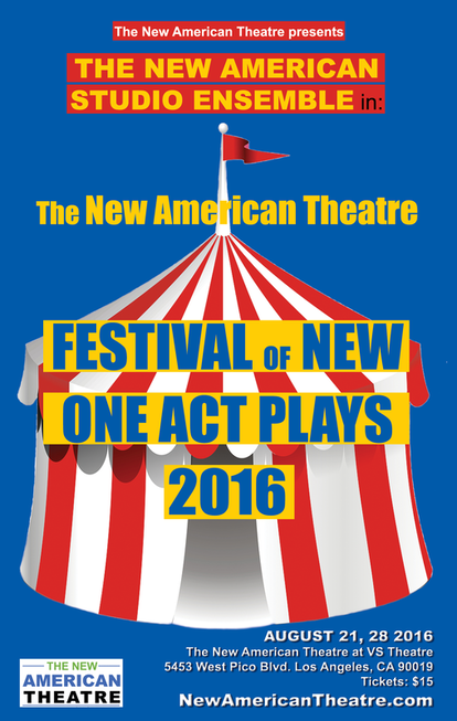 The New American Festival of New One Act Plays 2016