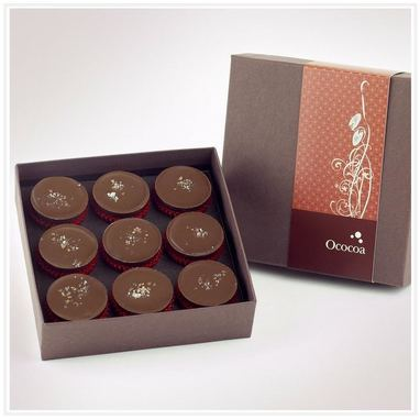 Ocacia chocolates Picture